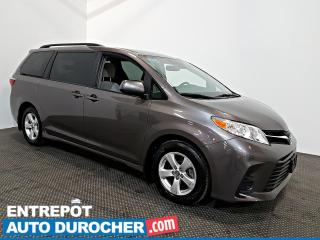 Used 2019 Toyota Sienna LE Automatique - AIR CLIMATISÉ - 8 Passagers for sale in Laval, QC