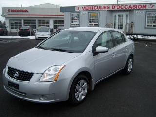 Used 2009 Nissan Sentra 2.0 SL for sale in St-Jean-Sur-Le-Richelieu, QC