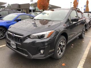 New 2019 Subaru XV Crosstrek for sale in Port Coquitlam, BC