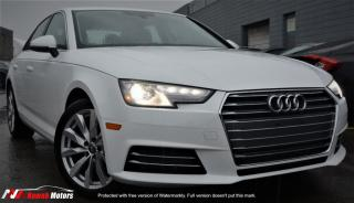 Used 2017 Audi A4 2.0 TFSI ultra Premium FWD for sale in Brampton, ON