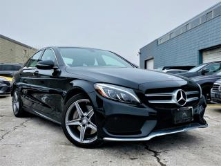 Used 2016 Mercedes-Benz C-Class 4dr Sdn C300 4MATIC for sale in Brampton, ON