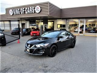 Used 2018 Nissan Maxima SL for sale in Langley, BC