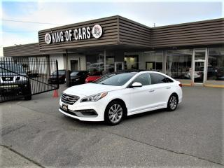 Used 2015 Hyundai Sonata Sport Tech for sale in Langley, BC