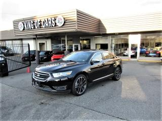 Used 2019 Ford Taurus Limited AWD for sale in Langley, BC