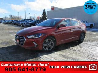 Used 2018 Hyundai Elantra GL Auto  HTD-SEATS APPLE-PLAY CAM for sale in St. Catharines, ON