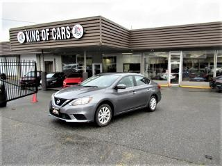 Used 2019 Nissan Sentra SV for sale in Langley, BC