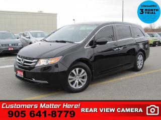 Used 2016 Honda Odyssey EX  PWR-SLIDERS HS BS CAM REAR-AC for sale in St. Catharines, ON