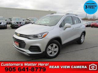 Used 2018 Chevrolet Trax LT  CAM 7-TOUCH S/W-AUDIO REMOTE for sale in St. Catharines, ON