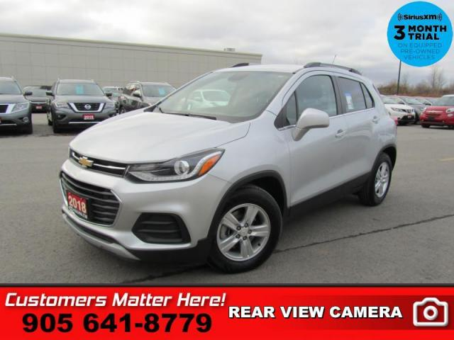 2018 Chevrolet Trax LT  CAM 7-TOUCH S/W-AUDIO REMOTE