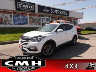 Used 2017 Hyundai Santa Fe Sport Premium  AWD P/SEAT CAM HS BS for sale in St. Catharines, ON