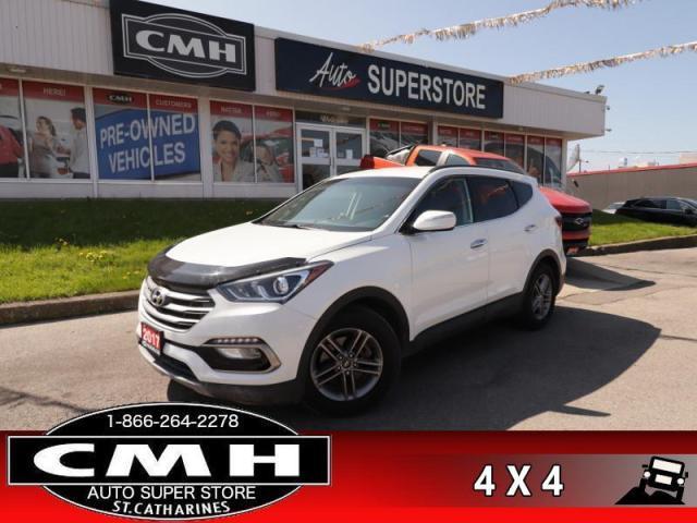 2017 Hyundai Santa Fe Sport Premium  AWD P/SEAT CAM HS BS