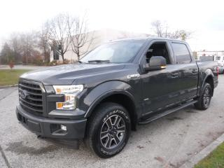 Used 2017 Ford F-150 XLT SuperCrew 6.5-ft. Bed 4WD EcoBoost for sale in Burnaby, BC