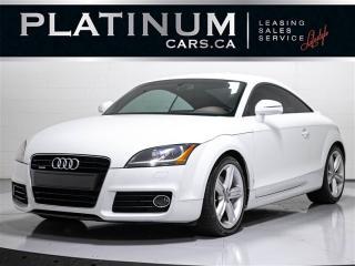 Used 2012 Audi TT Premium PKG, 2.0 TURBO, AWD, NAV, Canadian Vehicle for sale in Toronto, ON