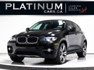 Used 2011 BMW X6 AWD | Twin Turbo | iDRIVE | Automatic Wipers for sale in Toronto, ON