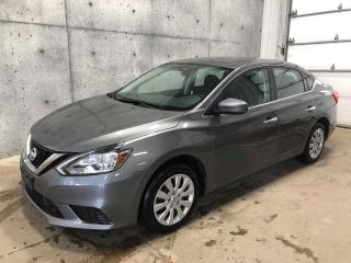 Used 2019 Nissan Sentra SV TOIT OUVRANT APPLE CAR CAMERA AUTOMATIQUE SIEGES CHAUFFANTS for sale in St-Nicolas, QC