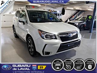 Used 2016 Subaru Forester 2.0XT LIMITED TECH for sale in Laval, QC