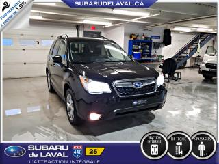 Used 2016 Subaru Forester 2.5i Limited for sale in Laval, QC