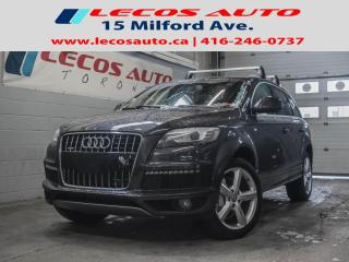 Used 2011 Audi Q7 3.0L Premium for sale in North York, ON