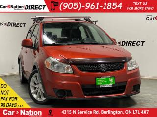 Used 2012 Suzuki SX4 |AWD| AS-TRADED| ONE PRICE INTEGRITY| for sale in Burlington, ON
