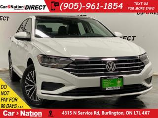 Used 2019 Volkswagen Jetta Highline| LEATHER| SUNROOF| for sale in Burlington, ON