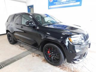 Used 2019 Jeep Grand Cherokee SRT NAVI SUNROOF for sale in Listowel, ON