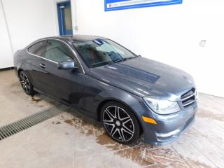 Used 2015 Mercedes-Benz C-Class C 350 SUNROOF for sale in Listowel, ON