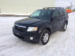 Used 2010 Mazda Tribute Traction intégrale, 4 cyl. en ligne, boî for sale in Quebec, QC