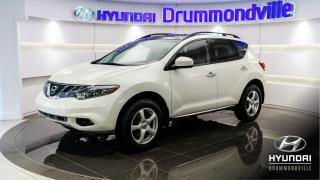Used 2013 Nissan Murano SL AWD + GARANTIE + TOIT + BOSE + CUIR ! for sale in Drummondville, QC