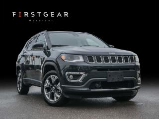 Used 2018 Jeep Compass LimitedINAVIPano roof IRemote starter for sale in Toronto, ON