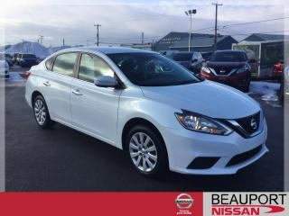 Used 2016 Nissan Sentra 1.8 S CVT ***31 800 KM*** for sale in Beauport, QC