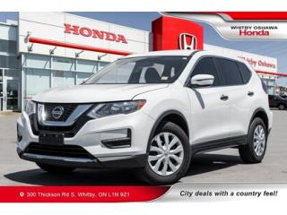 Used 2018 Nissan Rogue S | Rearview Camera, Heated Seats, Bluetooth for sale in Whitby, ON