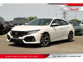 Used 2019 Honda Civic Si | Power Moonroof, Navigation, Heated Seats for sale in Whitby, ON
