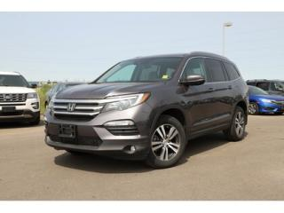 Used 2018 Honda Pilot EX-L NAVI | Navigation, Power Moonroof, Heated Sea for sale in Whitby, ON