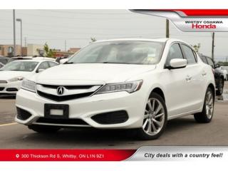 Used 2016 Acura ILX Base | Power Moonroof, Rearview Camera for sale in Whitby, ON