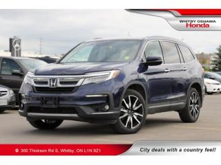 Used 2019 Honda Pilot Touring 8P | Navigation, Power Moonroof for sale in Whitby, ON