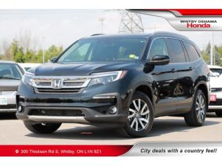 Used 2019 Honda Pilot EX-L w/Navi for sale in Whitby, ON