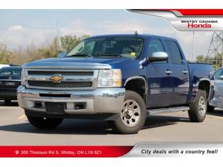 Used 2013 Chevrolet Silverado 1500 LS for sale in Whitby, ON