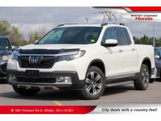 Used 2018 Honda Ridgeline Touring   Navigation, Power Moonroof for sale in Whitby, ON