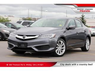 Used 2017 Acura ILX PREMIUM for sale in Whitby, ON