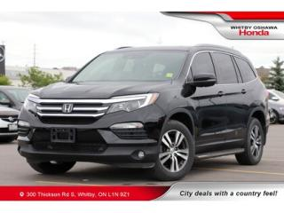 Used 2017 Honda Pilot EX-L w/RES for sale in Whitby, ON
