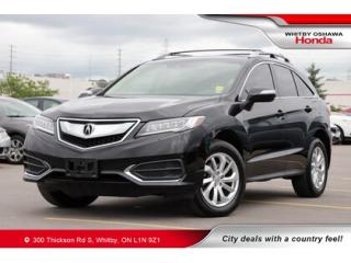 Used 2017 Acura RDX Tech (A6) for sale in Whitby, ON