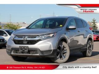 Used 2017 Honda CR-V LX | Bluetooth, Air Conditioning for sale in Whitby, ON
