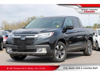Used 2019 Honda Ridgeline Touring   Navigation, Heated Seats, Power Moonroof for sale in Whitby, ON