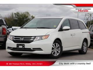 Used 2017 Honda Odyssey EX-L Navi | Navigation, Power Moonroof for sale in Whitby, ON