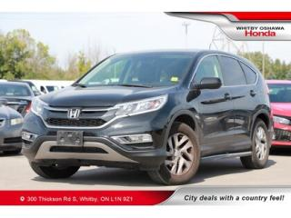 Used 2015 Honda CR-V EX-L | Power Moonroof, Rearview Camera for sale in Whitby, ON