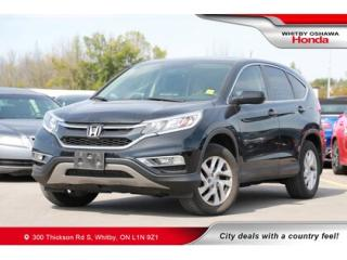 Used 2015 Honda CR-V EX | Power Sunroof, Bluetooth for sale in Whitby, ON