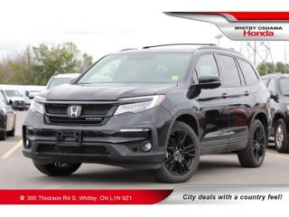 Used 2019 Honda Pilot Black Edition for sale in Whitby, ON