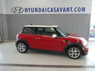 Used 2012 MINI Cooper Coupe for sale in St-Hyacinthe, QC