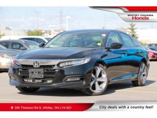 Used 2019 Honda Accord Touring 1.5T for sale in Whitby, ON