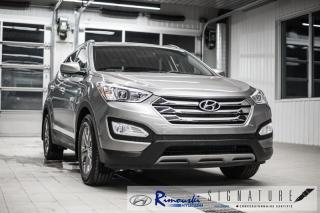 Used 2015 Hyundai Santa Fe Sport 2.4L Premium FWD chez Rimouski Hyundai for sale in Rimouski, QC